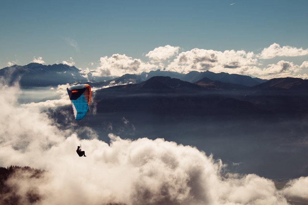 Swiss Paraglider
