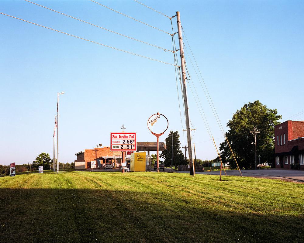 Paradise Road, Smithville, Missouri