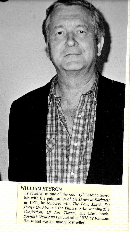 1980 Bill Styron