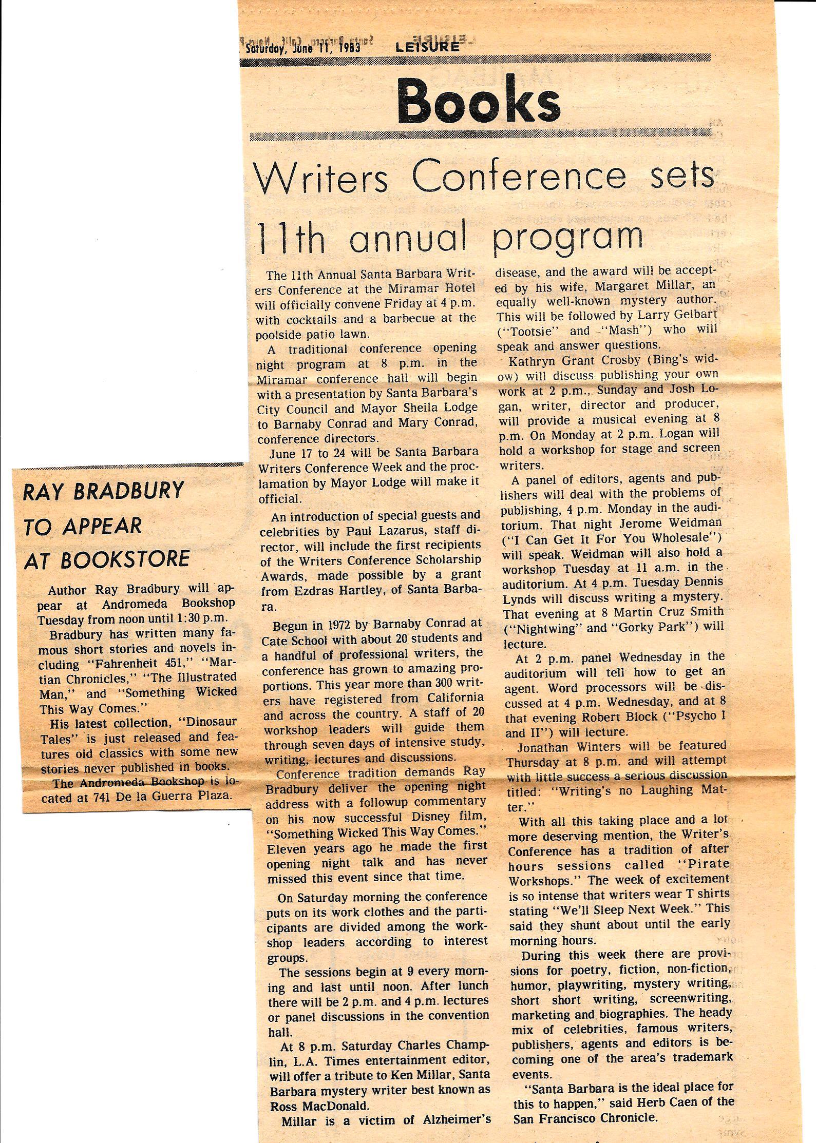 June 1983 news 5
