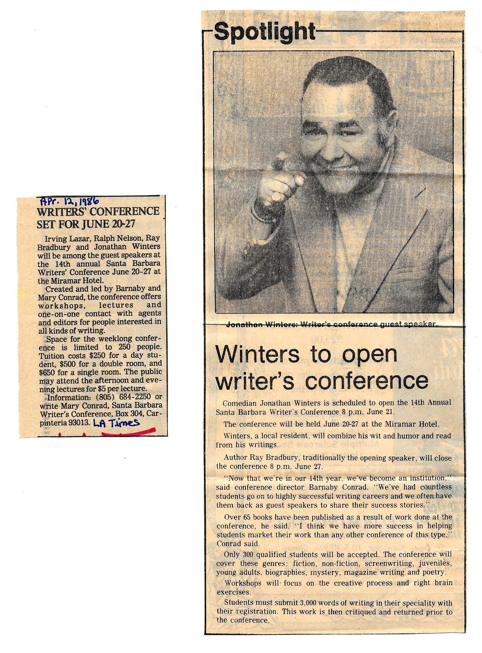June 1986 news 8