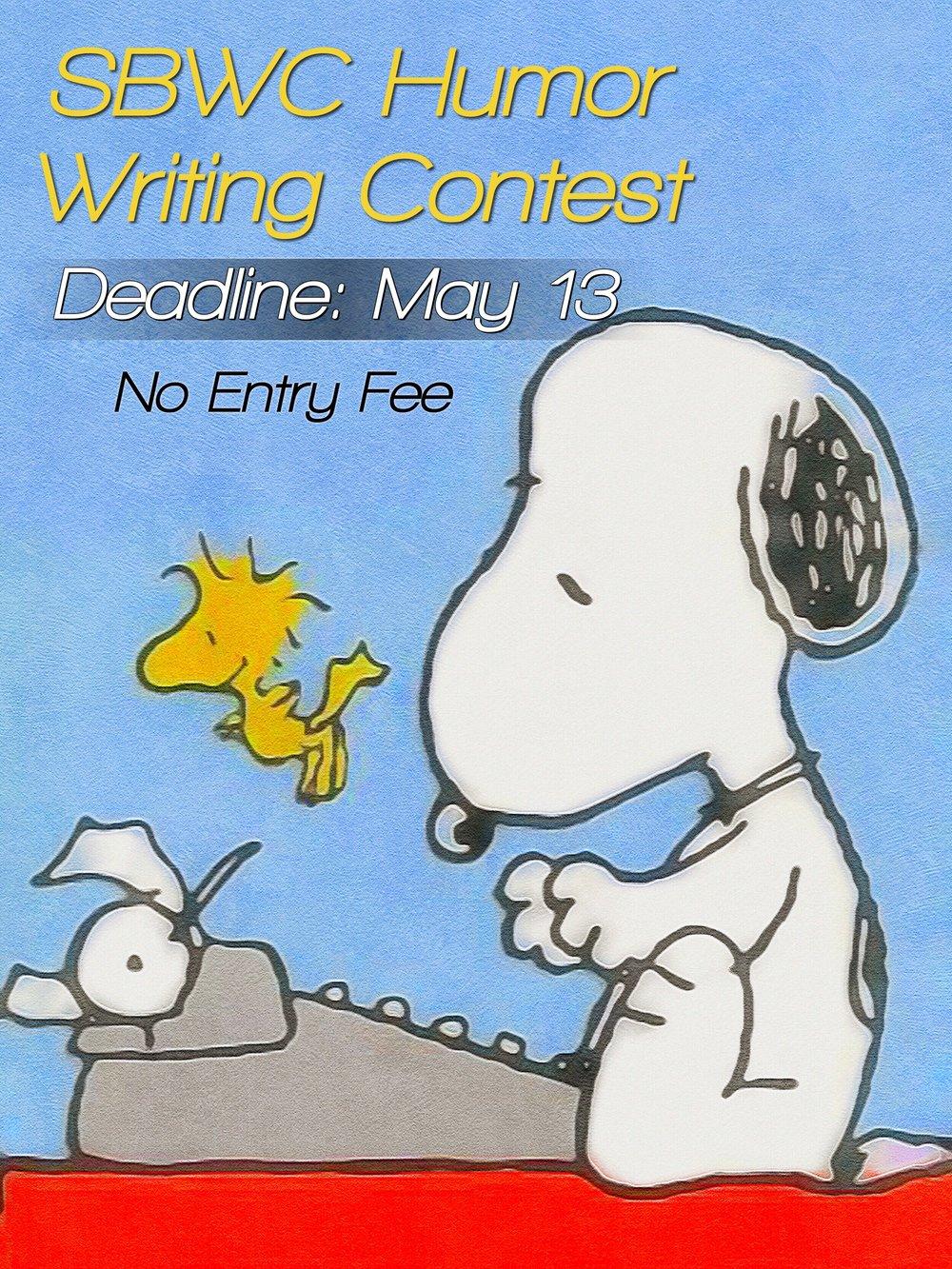 Humor contest extended deadline.JPG