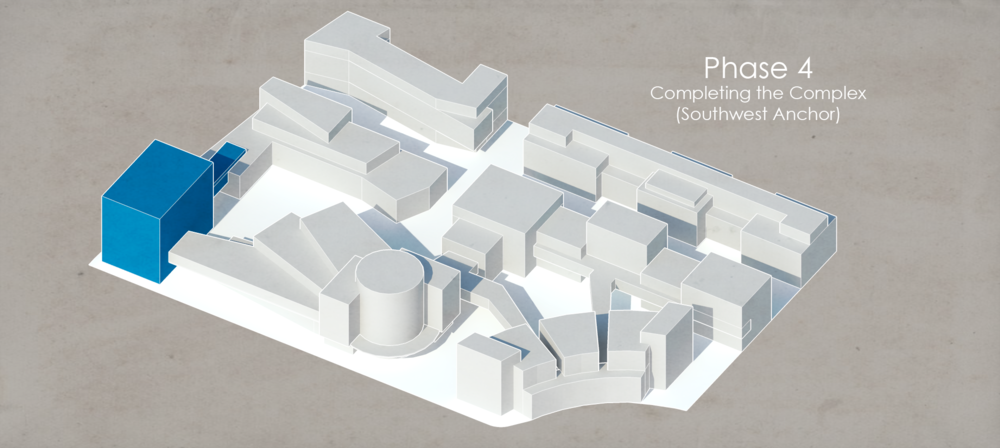 Phase 4 - Completing the Complex