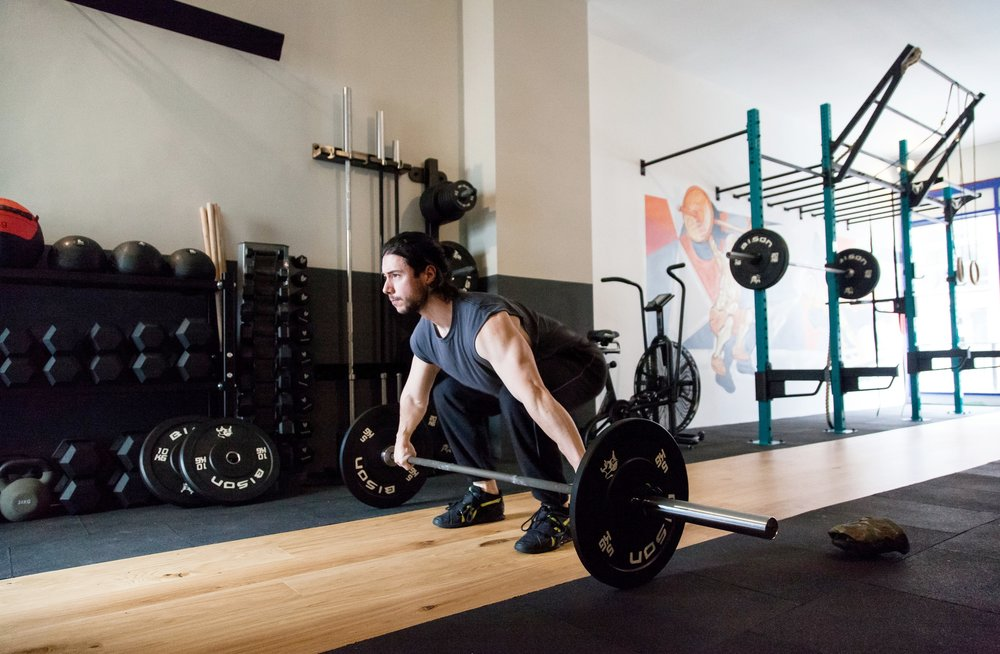Mal - Weightlifting and Calisthenics coach