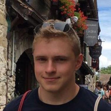 Alex Conrad - Harvard CollegeManager, International Region;Co-founder
