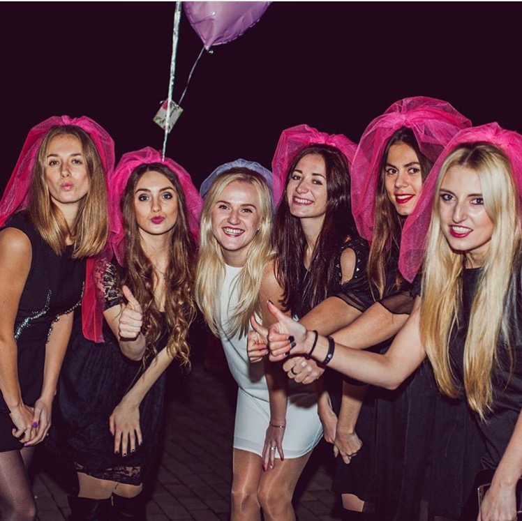 Hen Do - See more here..