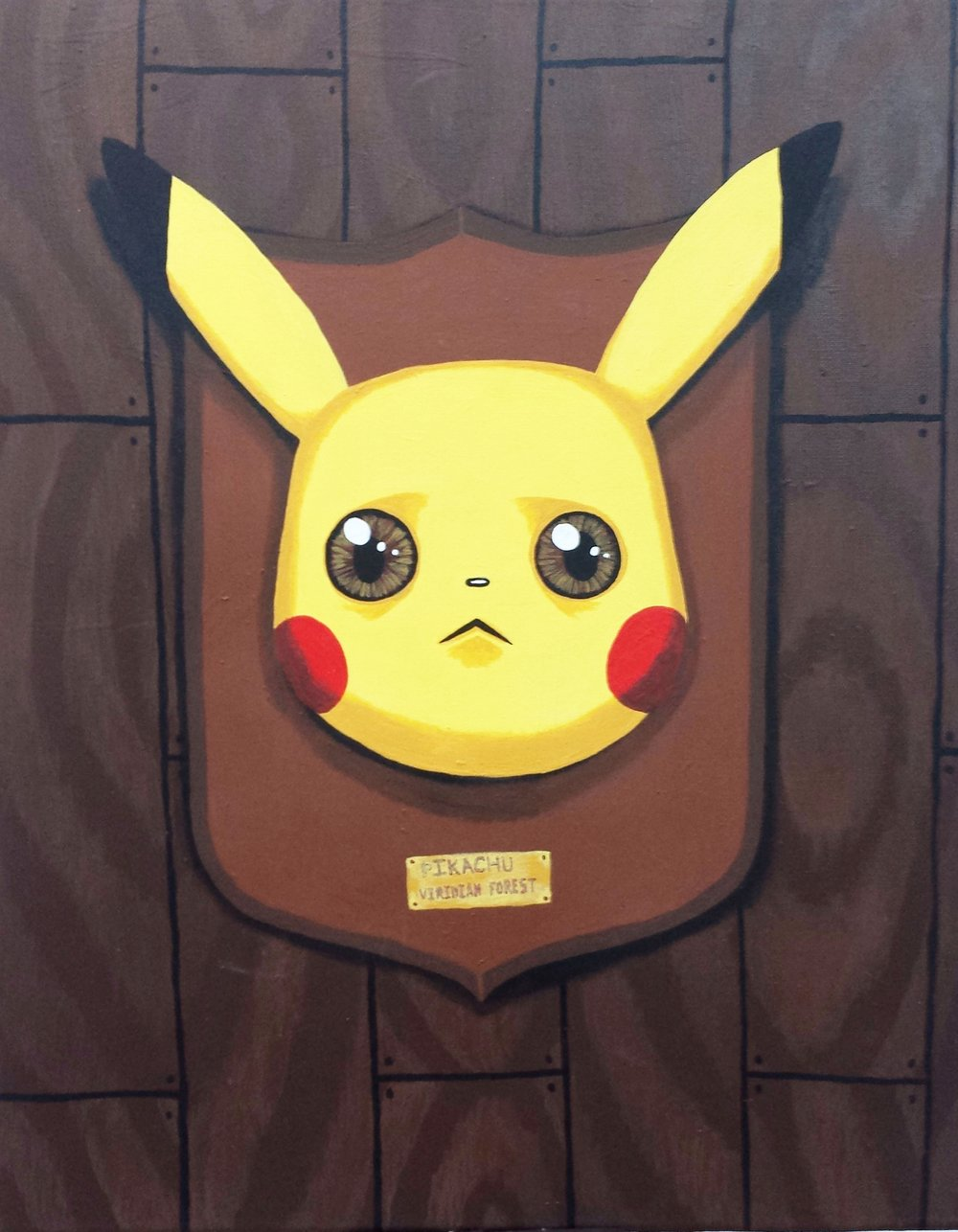 Pikachu no.25