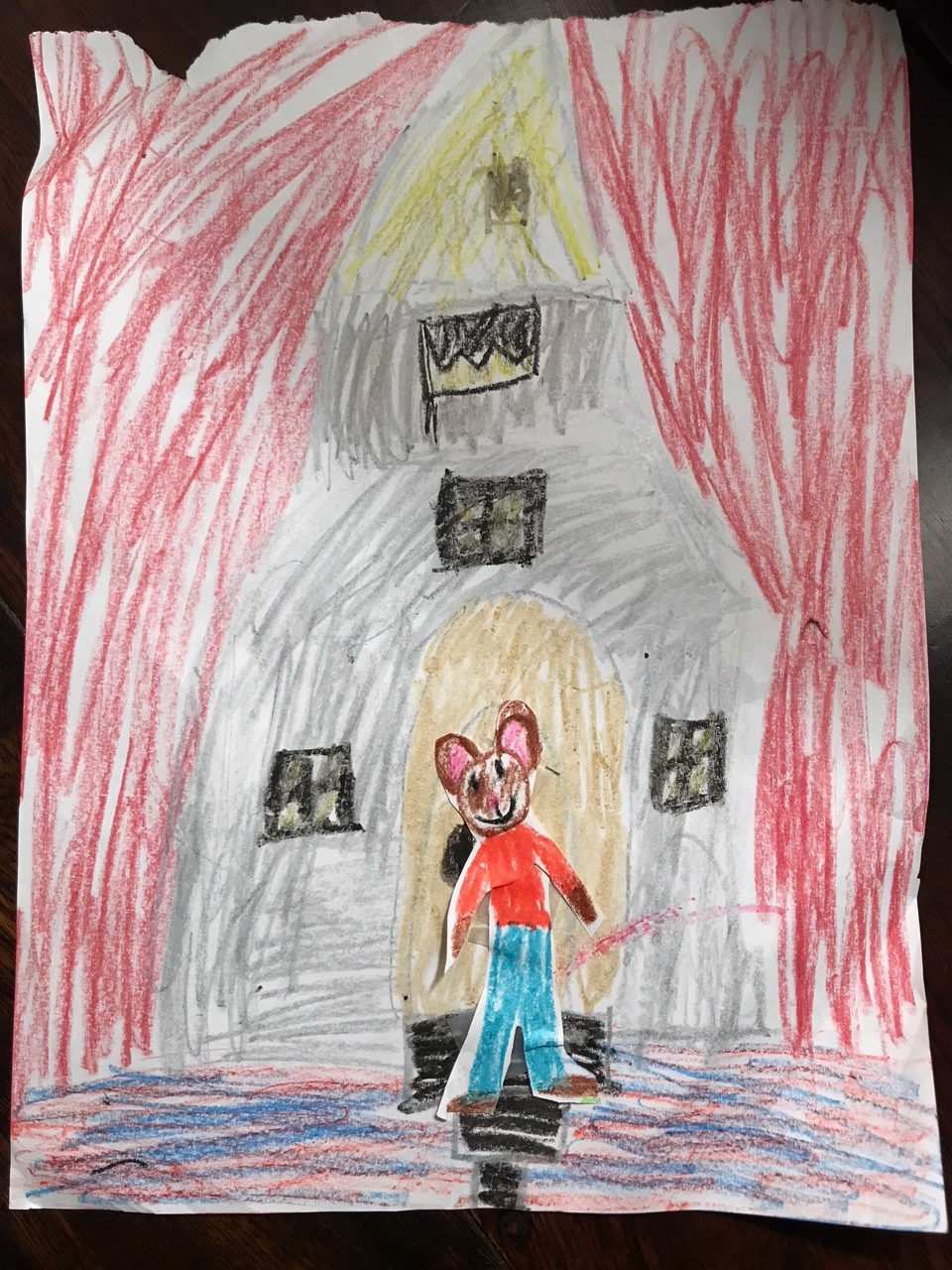 By Cate, 2nd Grade