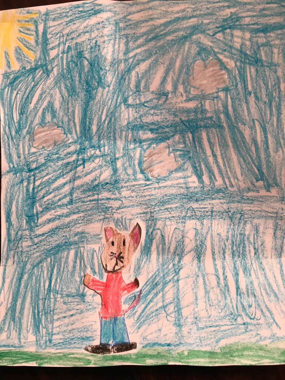 By Mary Ford, 2nd Grade
