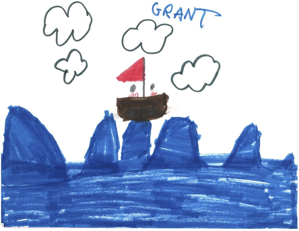 By Grant, 2nd Grade