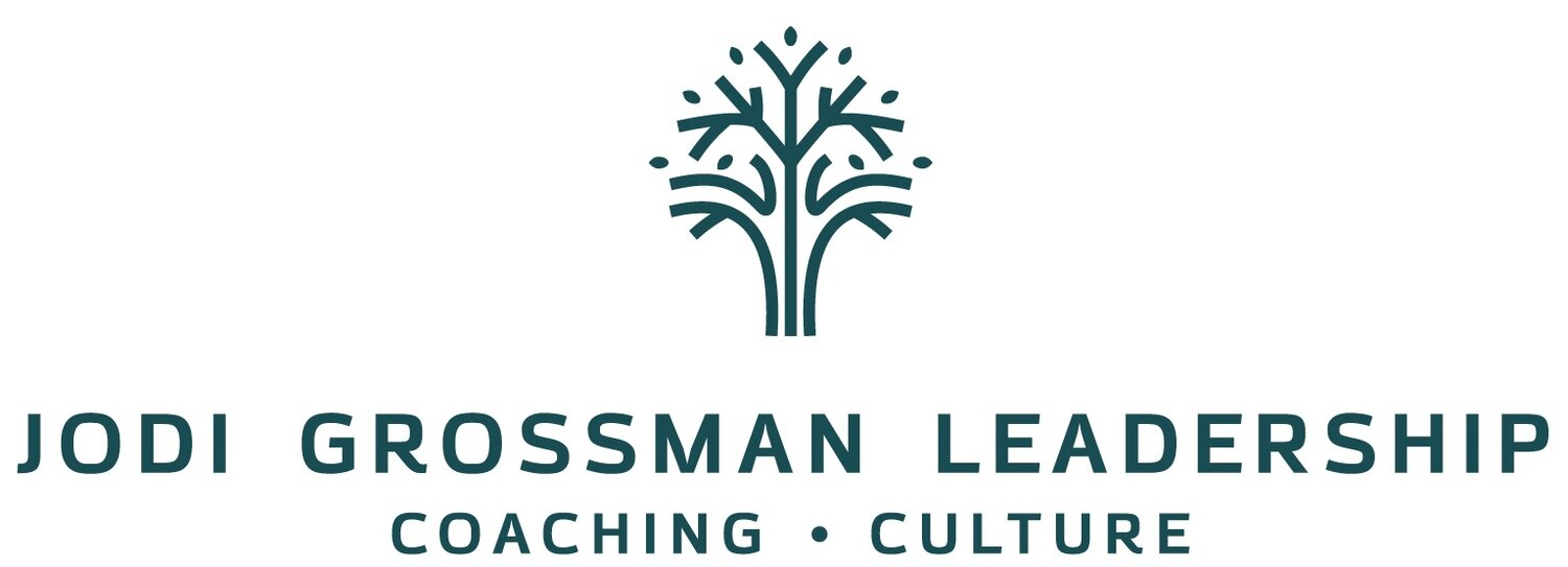 Jodi Grossman Leadership | Coaching | Culture