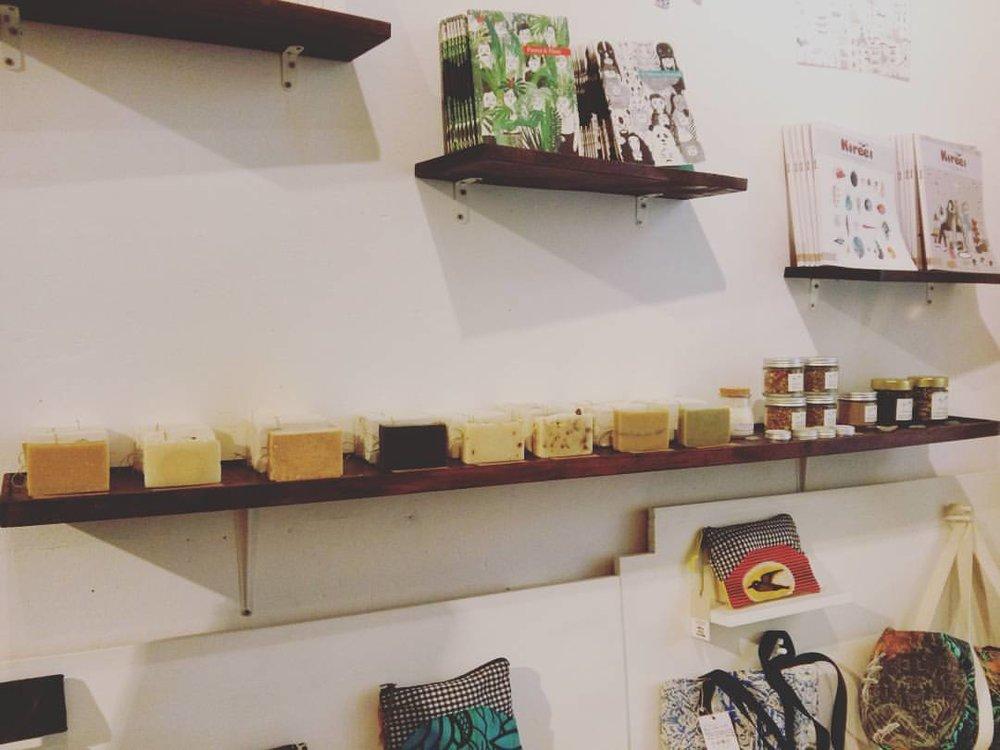 Puntos de venTa - tiendas que venden los productos Botànica
