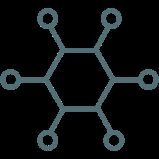 Hormone molecular structure