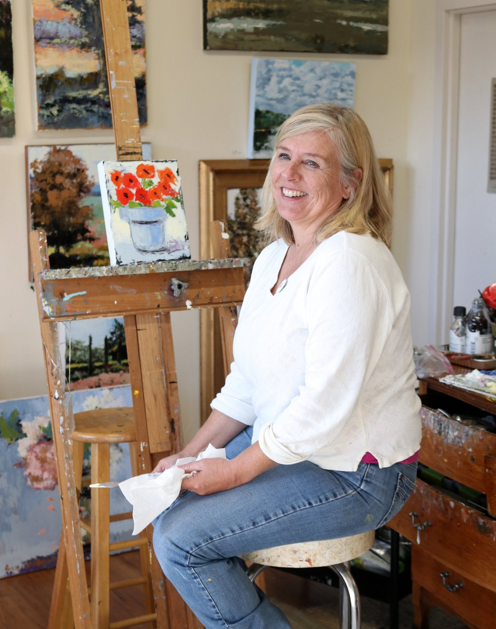 Lorrie Lane Artist