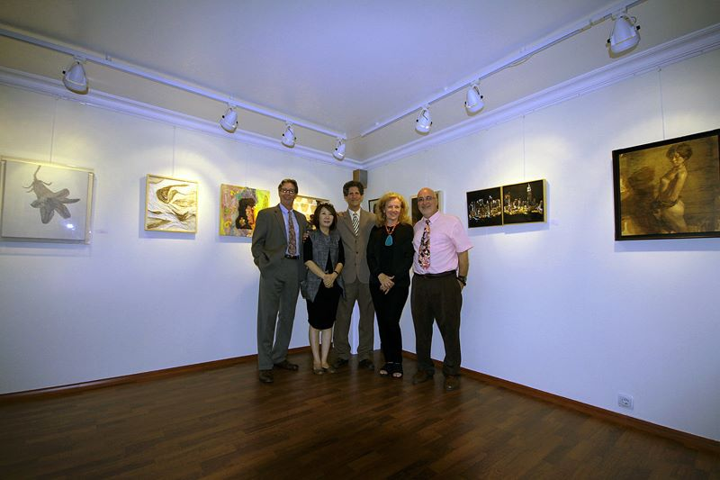 2012 International Tour Show_Almalek Gallery_Istanbul, Turkey