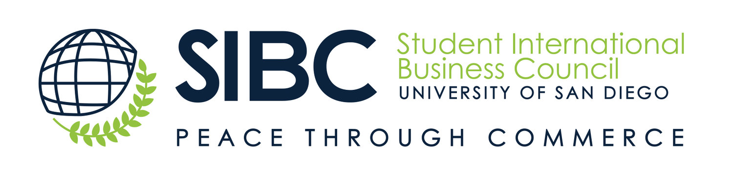University Of San Diego Student International Business Council