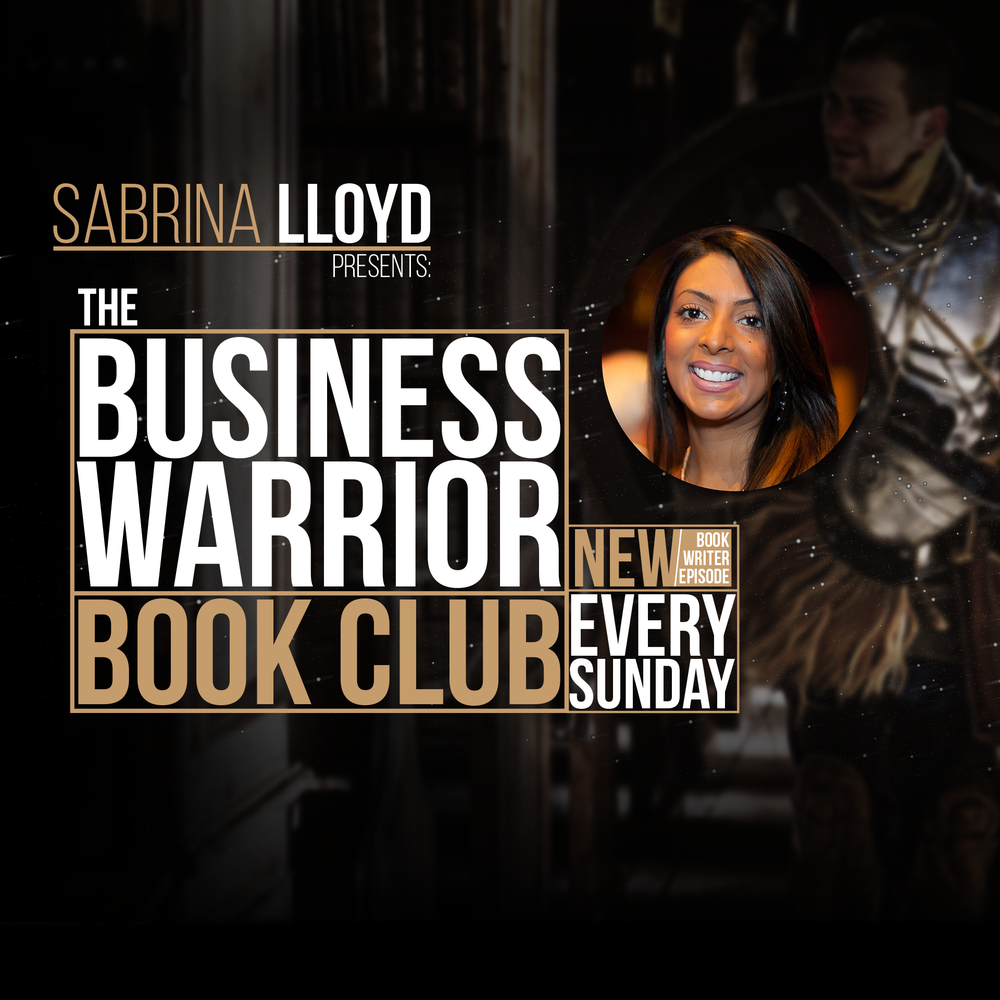 Take your business mindset to another level with Sabrina. -           Sabrina brings her knowledge of building and maintaining a successful business to you every week by meeting with other individuals with a developed business mindset. These business owners have been successful and have brought their discoveries and to their books that they've written. Sabrina invests her time into these books and sits down with their authors, true business warriors, to dive deeper into their brains and has them elaborate on their thoughts and findings throughout their careers.          This is a fantastic opportunity for anyone looking to find someone who has success in their endeavors and wants to expedite their journey in the business world. Follow the link on the cover image to request access to the private facebook group, and be sure to follow the podcast on iTunes to never miss a Sunday episode.