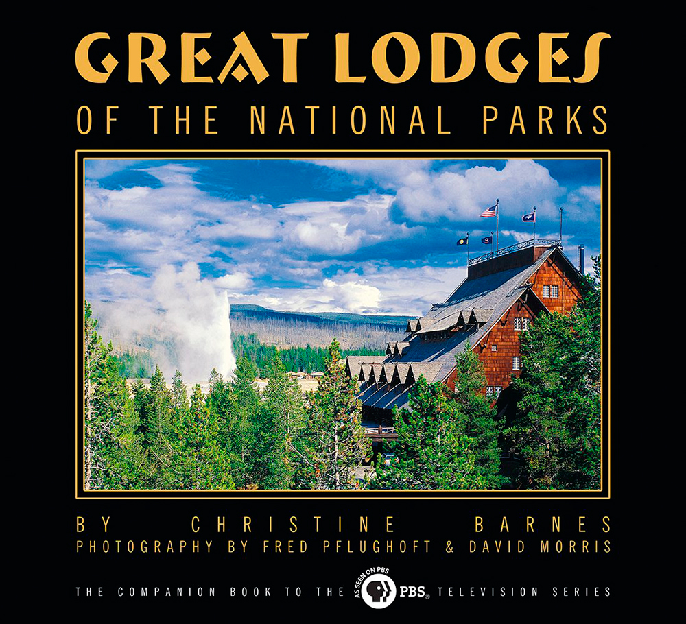The style of the lodges are well known enough to inspire documentaries.