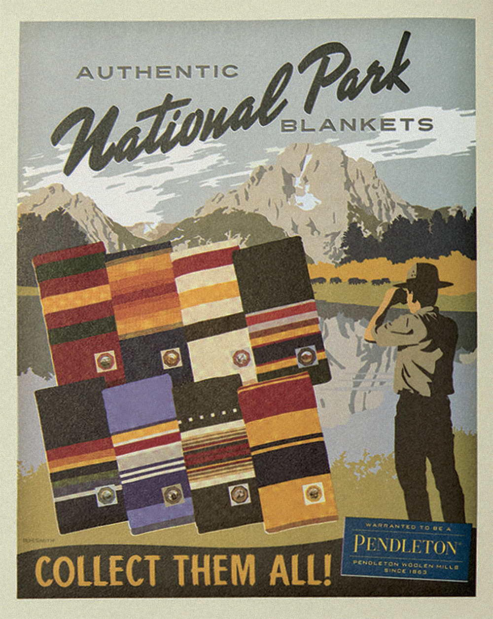 Pendleton Wools NP collections.