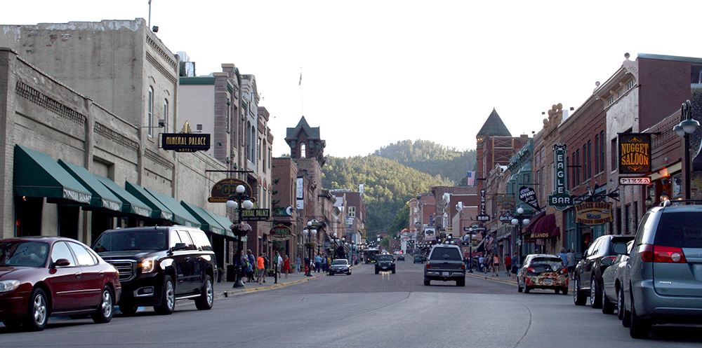 Deadwood in 2017.