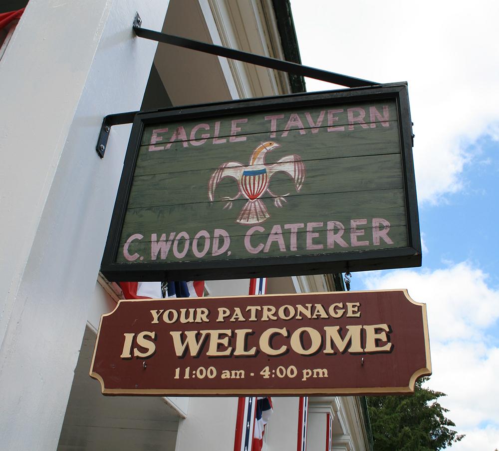 Ye Olde tavern typography.