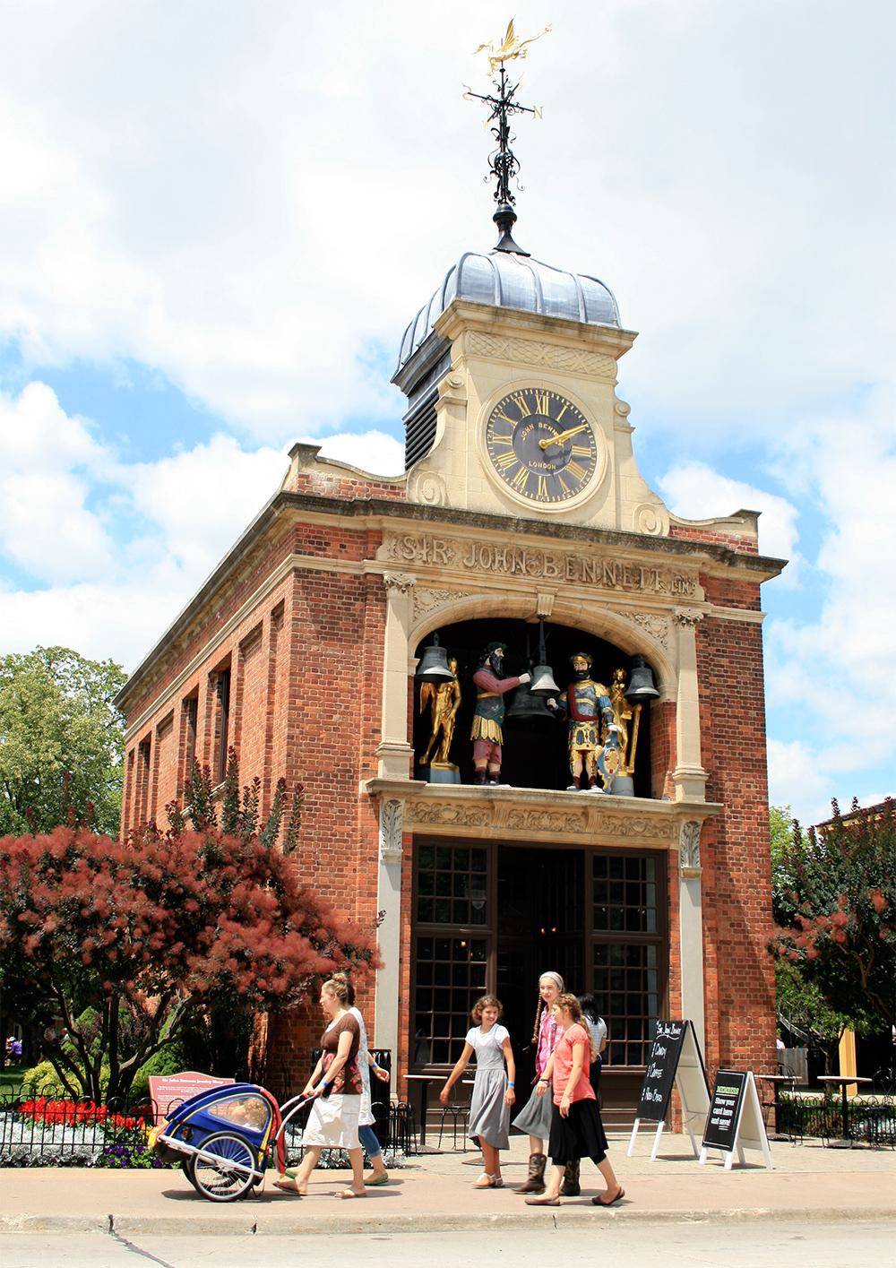 Sir John Bennett Shop.