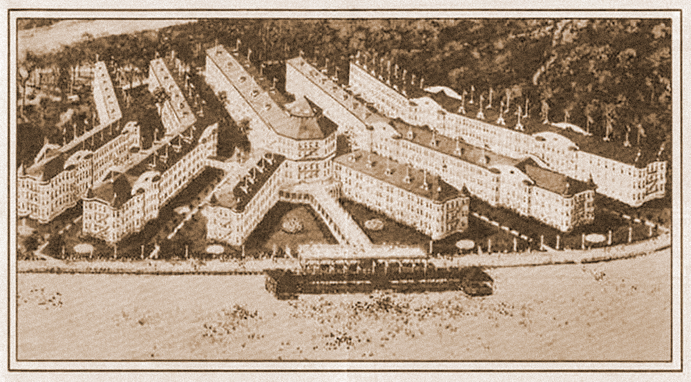 Hotel Breakers, 1929.