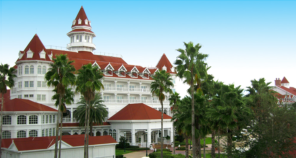 Disney's Grand Floridian Resort & Spa , 2007.