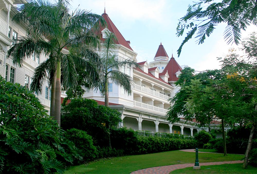 Hong Kong Disneyland Hotel , 2008.