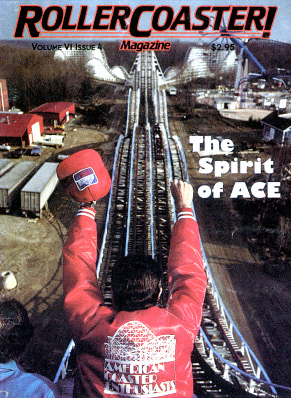 Rollercoaster!  quarterly, 1985.