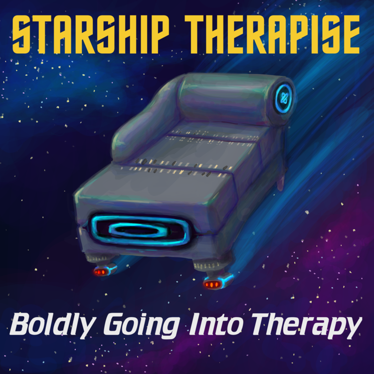 Starship Therapise   Fandom and Psychology Podcast with Justine
