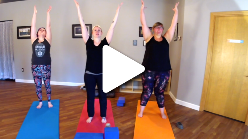 Titanic Time Traveler - Step into the Tardis to travel through time and space to the Titanic with the Doctor, Justine, Rose, and Ani in this Dr. Who-themed yoga practice. 45 minutes.