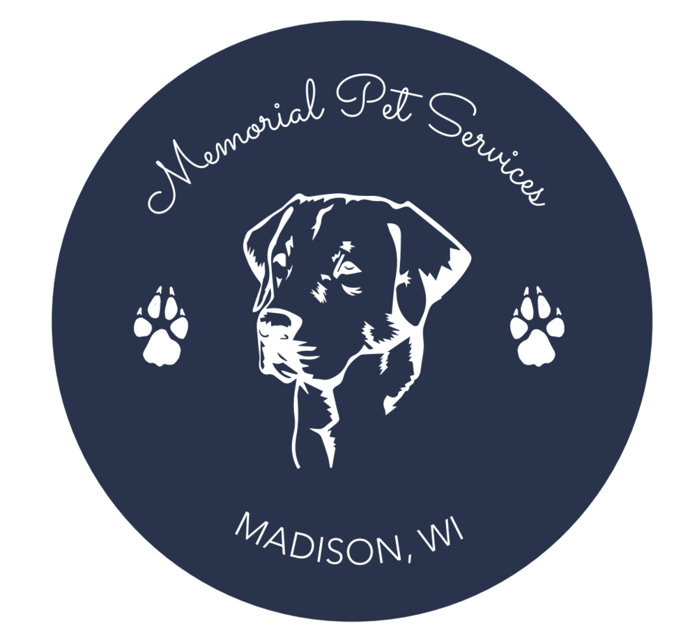 Memoria Pet Servicers website and logo redesign