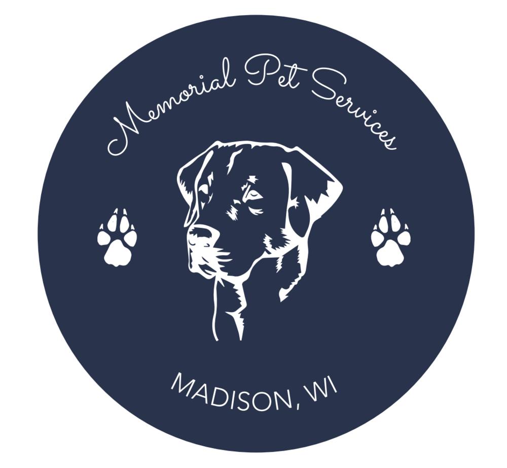 Memoria Pet Servicers website and logo redesign