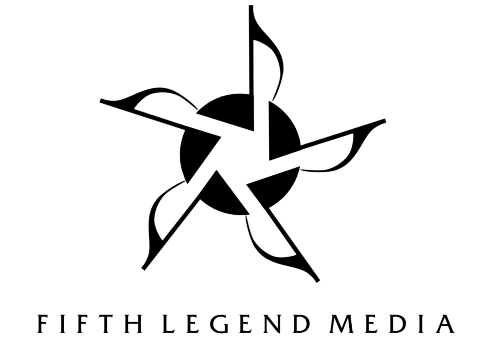 Fifth Legend Media Logo and Website Design