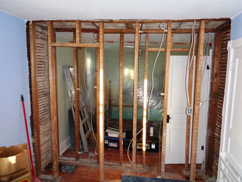 Load bearing wall removal gary wolfe renovations.JPG