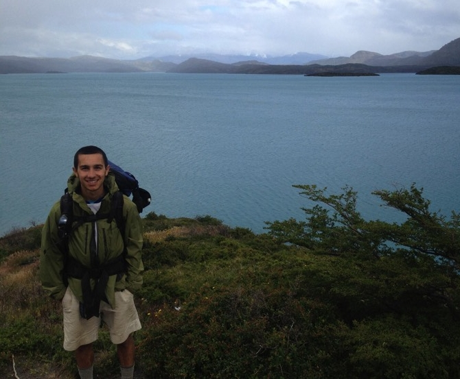 Chris Karounos - Lab Technician - Current Position: Graduate student, University of Michigan, Ibañez Lab
