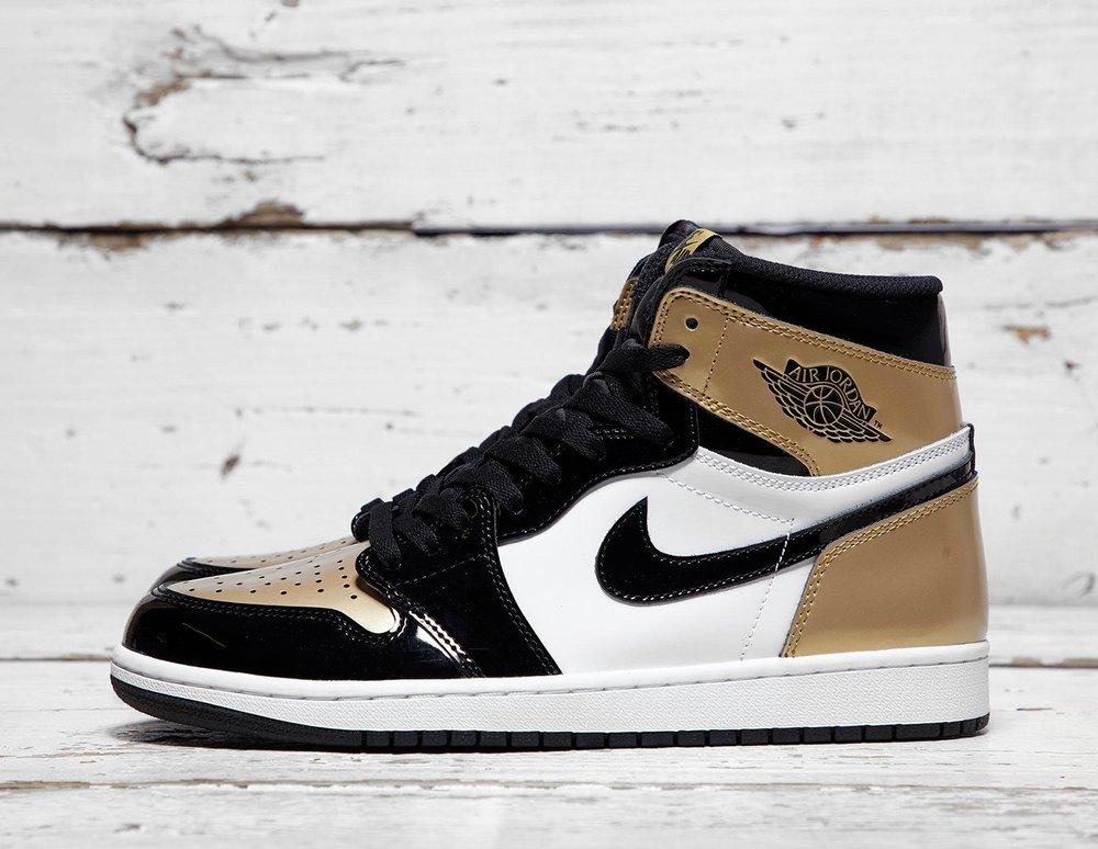Nike - Gold Toe EU/UK -