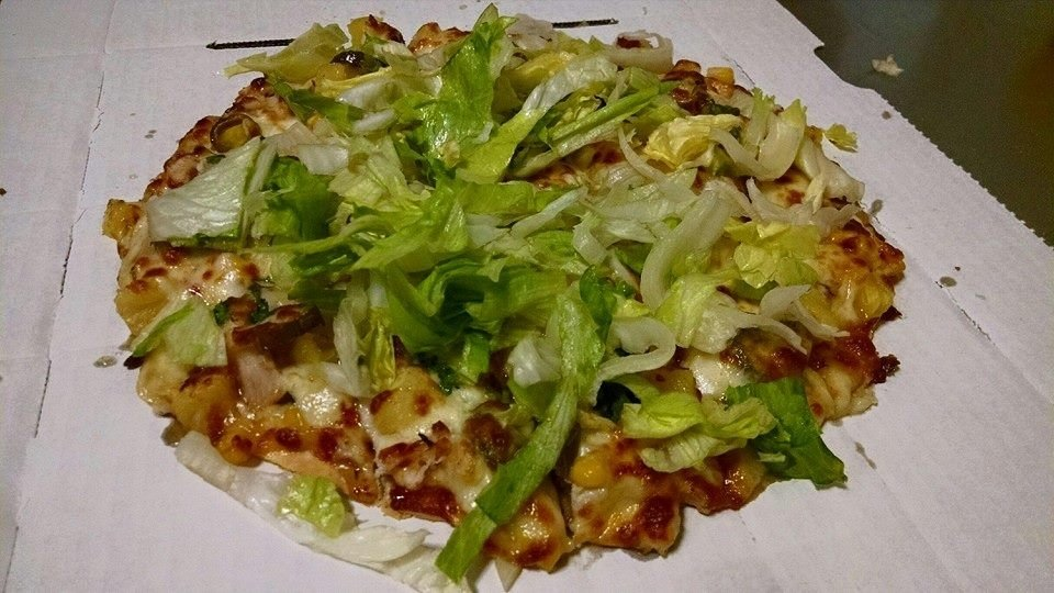 Pizza of the Month: Taco Pizza