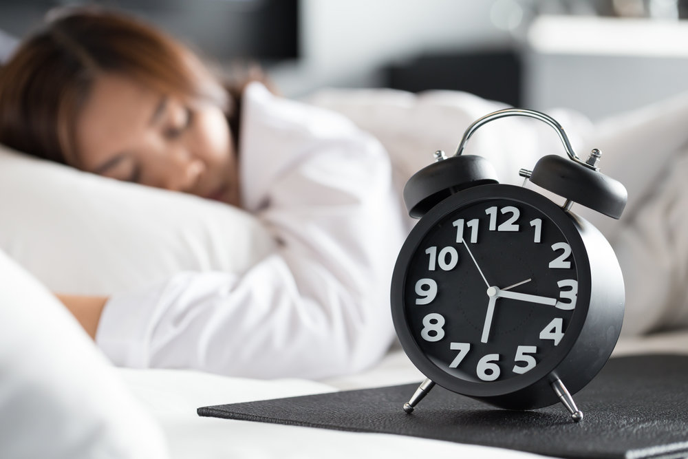 "Sleep Duration is one of the five dimensions which may be used to assess ""sleep""."