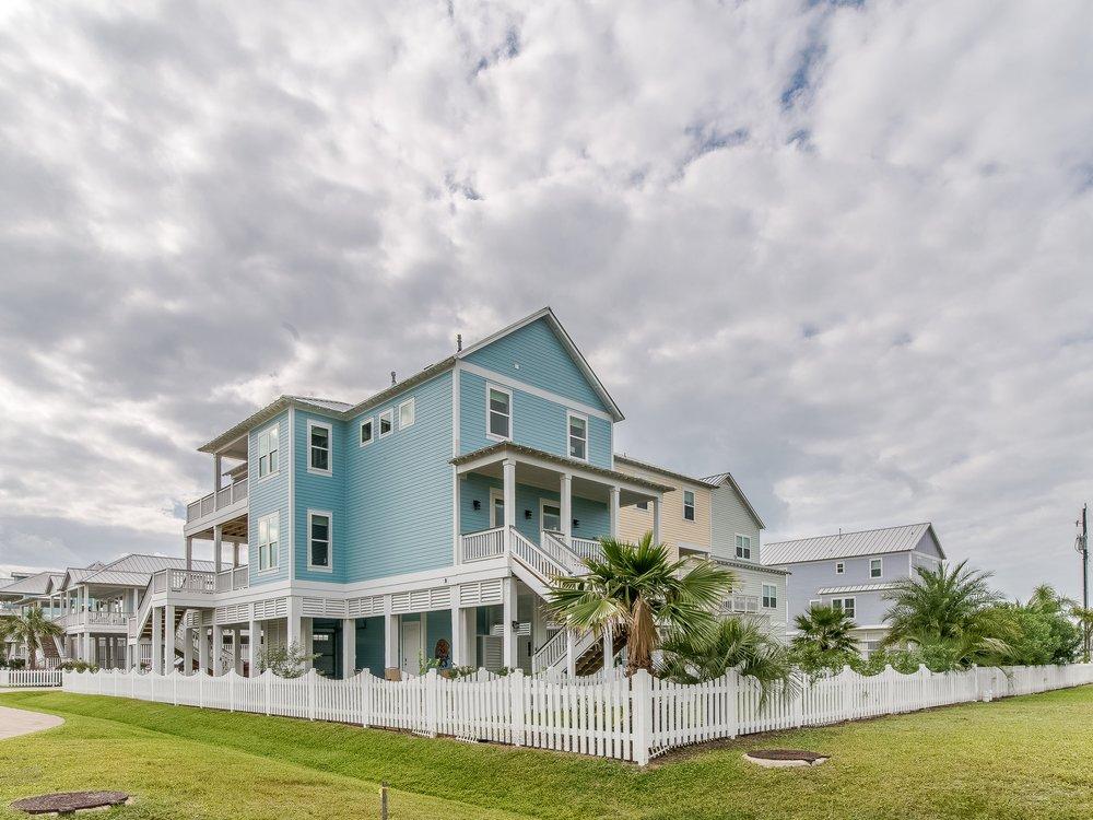 Beachside village residence -
