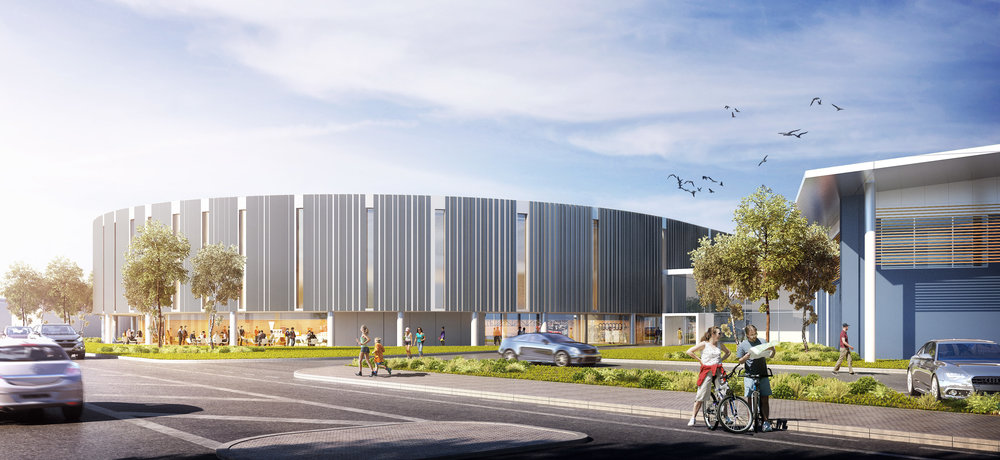 hawkes bay multi use sports facility create