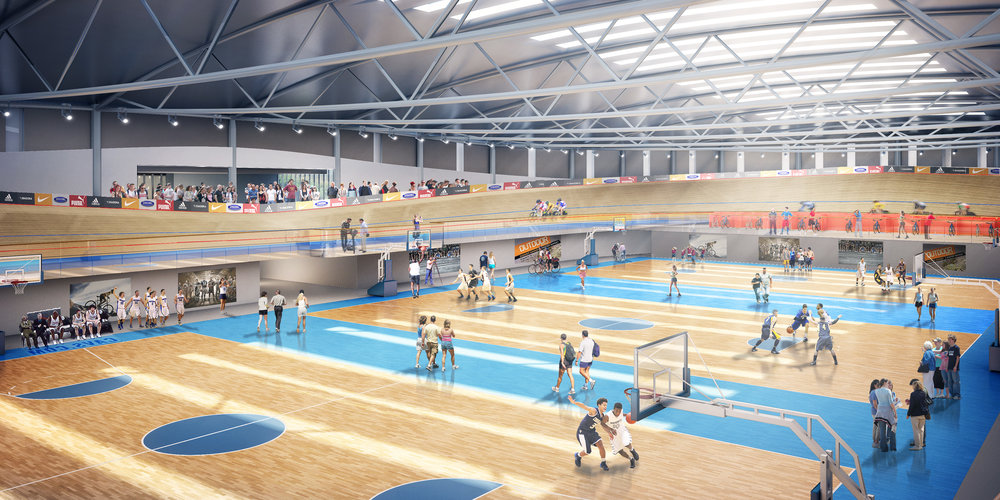 Hawkes Bay Multi-use Sports Facility