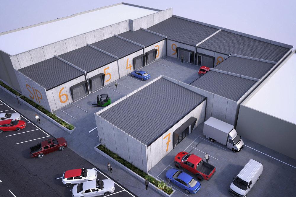 Stortford Industrial Park