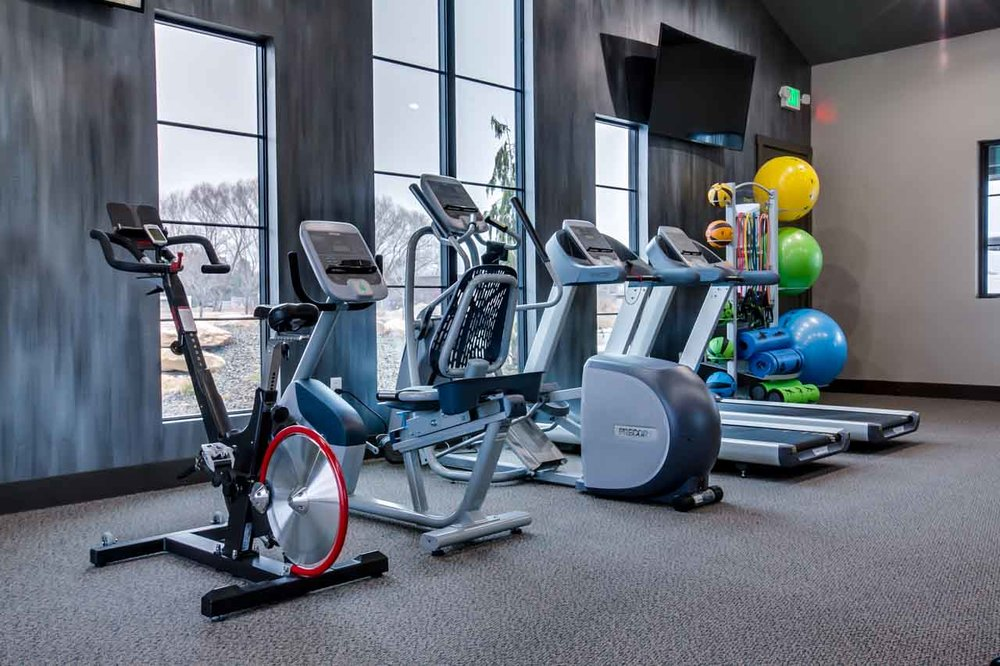 Stonesthrow Apartments Gym