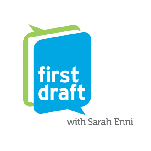 Image result for first draft podcast logo