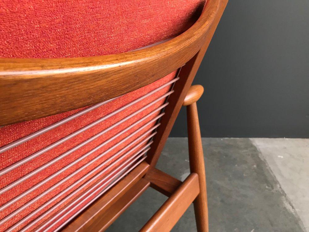Finn Juhl Model 133 Spade Chair