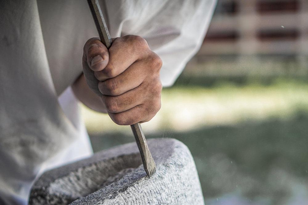 Craft Piedra |  Cuexcontitlán Edo. Mex.