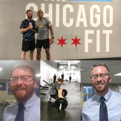 CLICK HERE TO  READ MORE ABOUT RYAN AND HOW HE LOST 50 POUNDS IN A YEAR, RAN THE CHICAGO MARATHON, AND BECAME AN AMAZING AND INSPIRATIONAL ATHLETE AT FIT-RESULTS CHICAGO