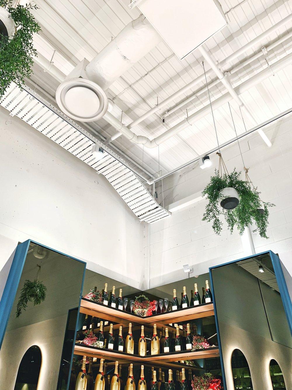 Cafe Blush // Melbourne, Emporium